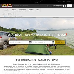 Self Drive Cars for Rent in Haridwar - MyChoize