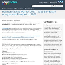 Harmonic Drive Market 2017 – Global Industry Analysis and Forecast to 2022