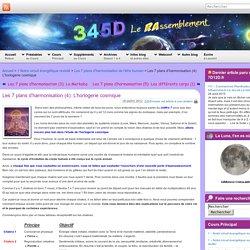 Les 7 plans d'harmonisation (4): L'horlogerie cosmique