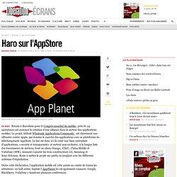 Haro sur l'AppStore