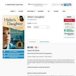 Hitler's Daughter :HarperCollins Australia