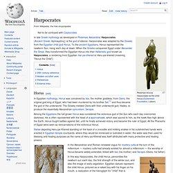 Harpocrates