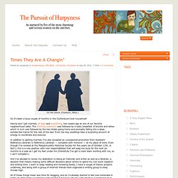 The Pursuit of Harpyness - As narrated by the most charming and vicious women on the internet