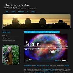 Alex Harrison Parker