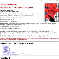 Harry Harryson. Rato-1 (Komenco)