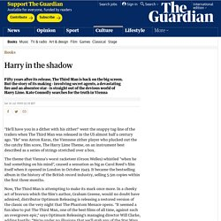 Harry in the shadow