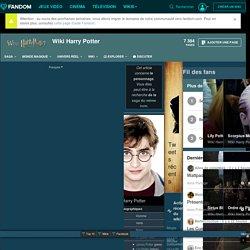 Harry Potter - Wiki Harry Potter
