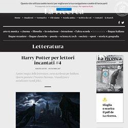 Harry Potter per lettori incantati #4