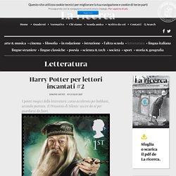 Harry Potter per lettori incantati #2