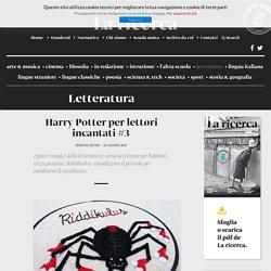 Harry Potter per lettori incantati #3