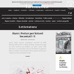 Harry Potter per lettori incantati #1