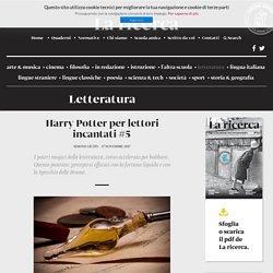 Harry Potter per lettori incantati #5