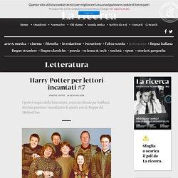 Harry Potter per lettori incantati #7