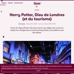 Harry Potter, Dieu de Londres (et du tourisme)