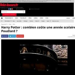 Harry Potter : combien coûte une année scolaire à Poudlard ?