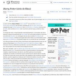 Harry Potter (série de films)