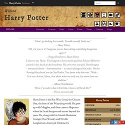 Harry Potter – The Harry Potter Lexicon - The Harry Potter Lexicon