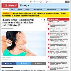 Ehkäise niska- ja hartiakivut – treenaa unohdettu sahalihas yhdellä liikkeellä - Terveys