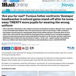 20 more Hartsdown Academy pupils are turned away for wearing the wrong uniform