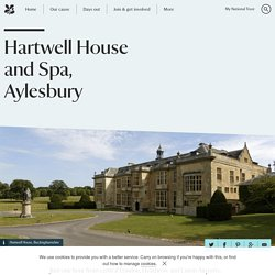 Hartwell House and Spa, Aylesbury