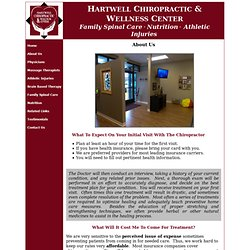 Hartwell Chiropractic & Wellness Center - About Us