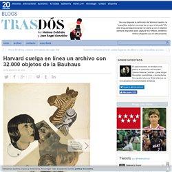 Harvard cuelga en línea un archivo con 32.000 objetos de la Bauhaus