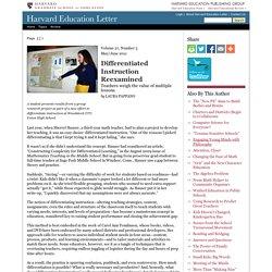 Harvard Education Publishing Group - Home