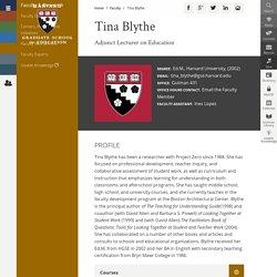 Tina Blythe