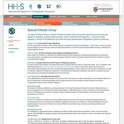 Harvard Program in Therapeutic Science