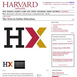 HarvardX, edX, and MOOCs proving effective at educating