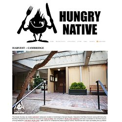 Harvest ~ Cambridge » Hungry Native