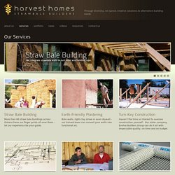 harvesthomes