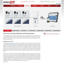 Solar Power Harvesting System - (Build 20090824085414)
