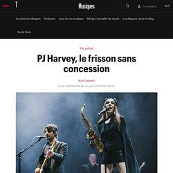 PJ Harvey, le frisson sans concession