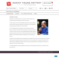 HARVEY YOUNG POTTERY:About Harvey Young