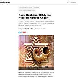 Rosh Hashana 2013, les rites du Nouvel An juif
