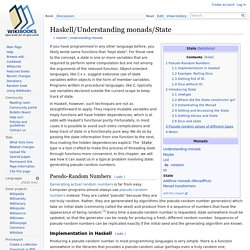 Haskell/Understanding monads/State - Wikibooks, open books for an open world
