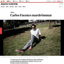 "Hassan Blasim novell ""Carlos Fuentes mardrömmar"""