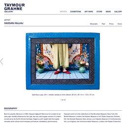 Hassan Hajjaj - Artists - Taymour Grahne