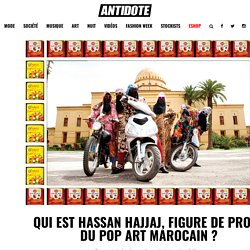 Qui est Hassan Hajjaj, figure de proue du pop art marocain ?