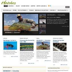 Hatches Fly Tying Magazine