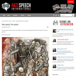 Hate Speech International