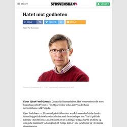 Hatet mot godheten - Sydsvenskan