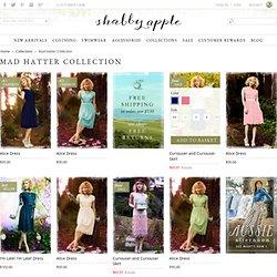 Shabby Apple - Mad Hatter