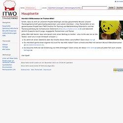 Hauptseite – Trainerwiki