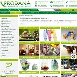 Haushalt: - PRODANA - Produkte aus der Natur