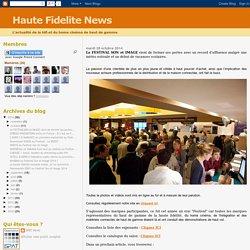 Haute Fidelite News: octobre 2014