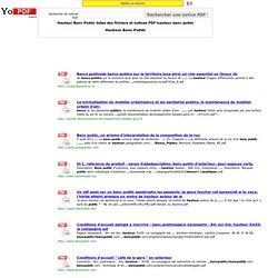 Hauteur Banc Public listes des fichiers PDF hauteur banc public