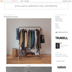 [you_have_broken_the_internet]: Handmade Coat Rack
