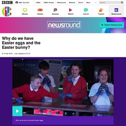 Why do we have Easter eggs and the Easter bunny? - CBBC Newsround